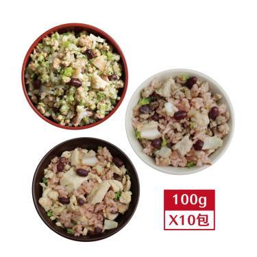 汪事如意日式紅豆飯-10包綜合組 (廠送)