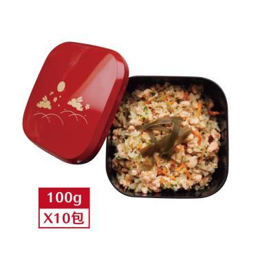汪事如意日式炊飯-10包綜合組(廠送)
