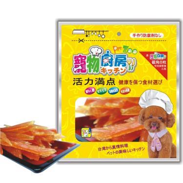 寵物廚房 雞肉細條140g