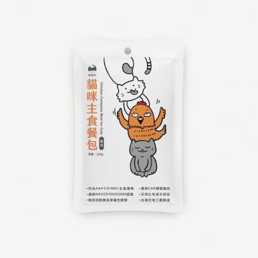 喵皇奴貓咪主食餐包-雞肉320g