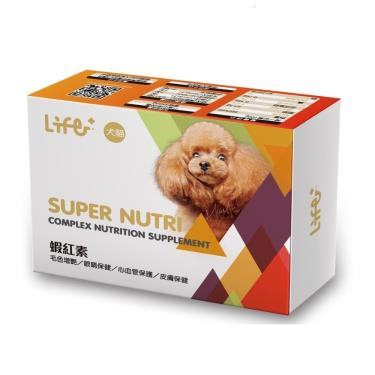 LIFE+蝦紅素60粒/盒
