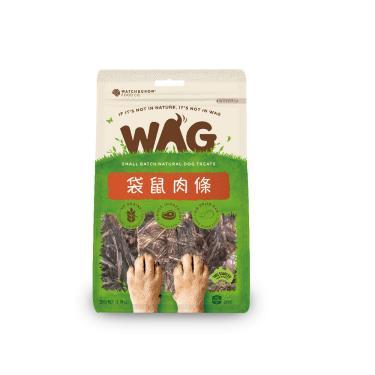 WAG-袋鼠肉條50g