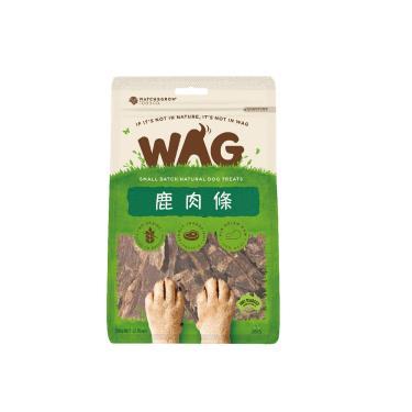 WAG-鹿肉條200g