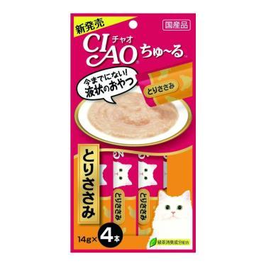 CIAO 啾嚕肉泥-雞肉14g*4入/包 日本製