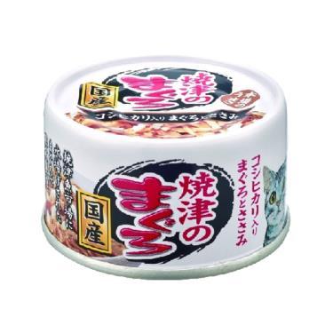 Aixia 愛喜雅 燒津-鮪+雞+米70g