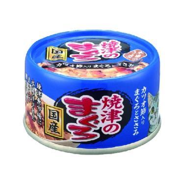 Aixia 愛喜雅 燒津-鮪+雞+柴魚70g