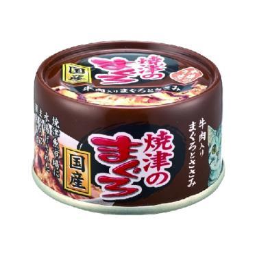 Aixia 愛喜雅 燒津-鮪+雞+牛70g