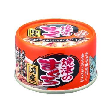Aixia 愛喜雅 燒津-鮪+雞+魚板70g