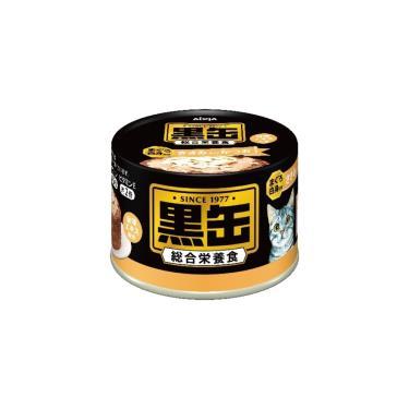 Aixia 愛喜雅 黑金罐主食-鰹+鮪+雞160g