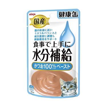 Aixia 愛喜雅 水分補給軟包-鰹泥狀40g