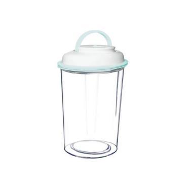 Comboez 智能抽真空食物保鮮罐粉藍5L