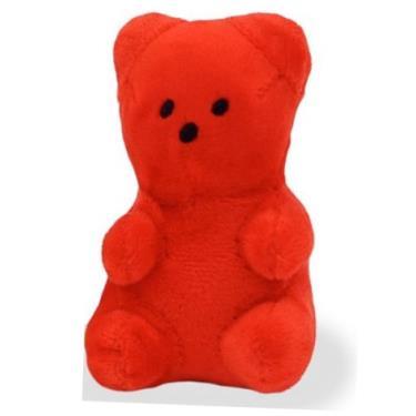 BiteMe 寵物造型玩具小熊軟糖-紅色