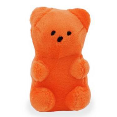 BiteMe 寵物造型玩具小熊軟糖-橘色