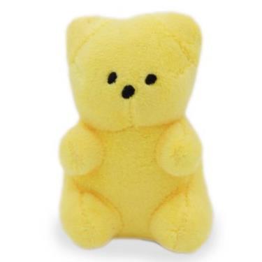 BiteMe 寵物造型玩具小熊軟糖-黃色