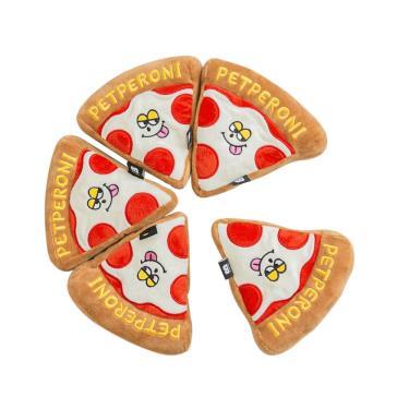 BiteMe 寵物造型玩具-臘辣Pizza