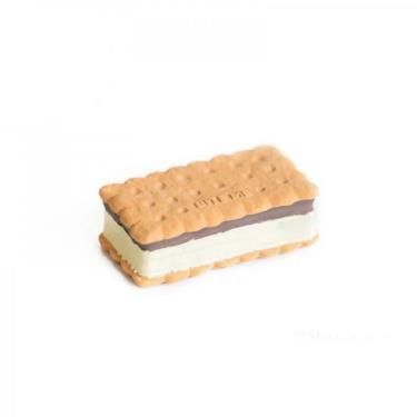 BiteMe 寵物乳膠玩具-夾心餅乾