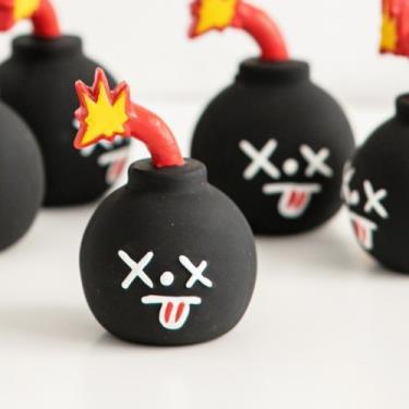 BiteMe 寵物乳膠玩具-BOBO炸彈