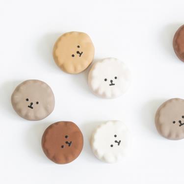 BiteMe 寵物乳膠玩具愛汪啾-牛奶白