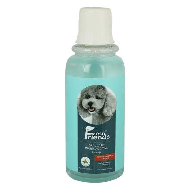 好口氣犬用-潔牙水薄荷330ml