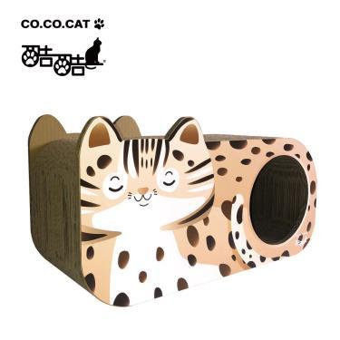 (預購)Cococat酷酷貓貓抓板-石虎 (11月出貨)