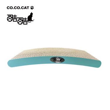 Cococat酷酷貓貓抓板-弧形貓抓板