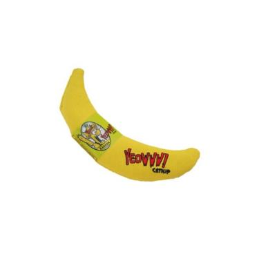 YEOWWW!美國瘋狂貓草 香蕉1入
