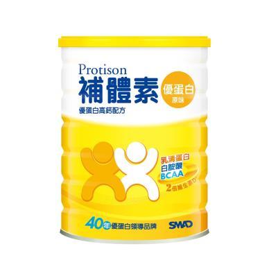 (3罐送衛生紙)補體素 成人優蛋白奶粉(原味) 750g/罐 活動至10/31