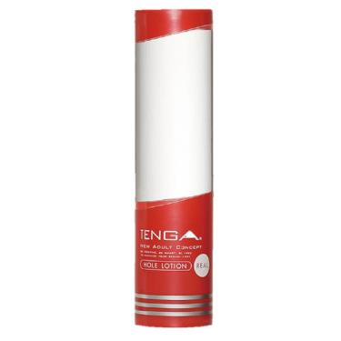 TENGA HOLE LOTION REAL中濃度潤滑液-紅色(TLH-002)