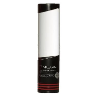TENGA HOLE LOTION WILD低濃度潤滑液-黑色(TLH-003)