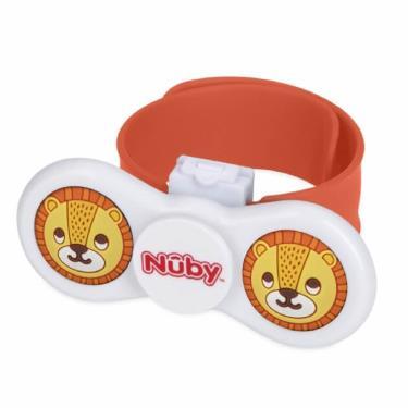 Nuby 防蚊轉轉樂-獅