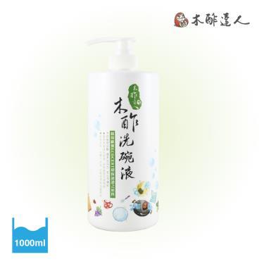 木酢達人 天然木酢洗碗液 1000ml/瓶