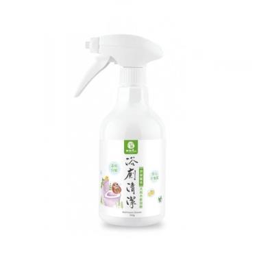 木酢達人 天然木酢浴廁清潔噴霧 350ml/瓶