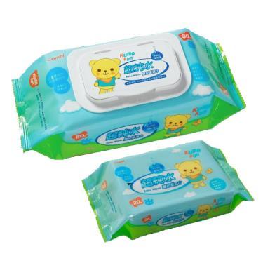 COMBI-超純水濕紙巾80抽x12包+20抽x12包組合箱購(90481)