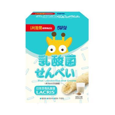 小兒利撒爾-乳酸菌夾心米果(豆乳)95g/罐