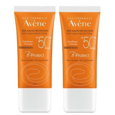 雅漾 全效極護亮顏防曬乳SPF50+ 30ML二入組(公司貨)