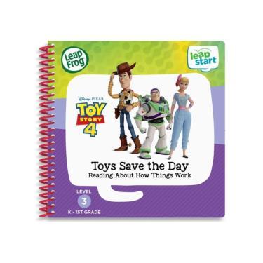 LeapFrog 兒童8-迪士尼玩具總動員(3D)-廠送