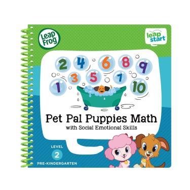 LeapFrog 幼兒7-數學好好玩-廠送