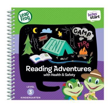 LeapFrog 兒童4-閱讀探險隊-廠送