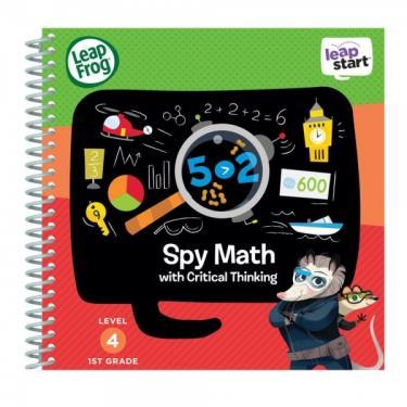 LeapFrog 兒童7- 數學小偵探-廠送
