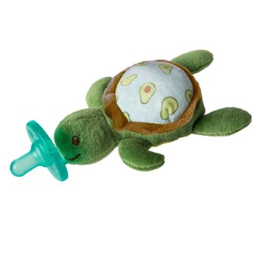 MaryMeyer 造型玩偶安撫奶嘴-酪梨龜(廠送)