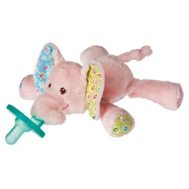 MaryMeyer 造型玩偶安撫奶嘴-貝拉象(廠送)