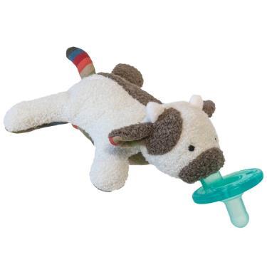 MaryMeyer 造型玩偶安撫奶嘴-哞哞牛(廠送)