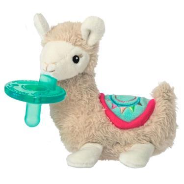 MaryMeyer 造型玩偶安撫奶嘴-羊駝莉莉(廠送)