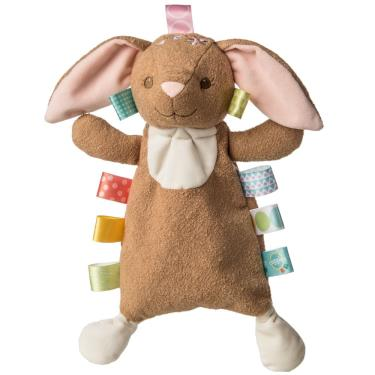 MaryMeyer 標籤玩偶安撫巾-小麥兔(廠送)