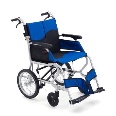 日本MIKI 鋁合金輪椅CK-2小輪14吋 坐得住系列 (廠送)