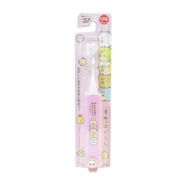 日本 Hapica 角落生物兒童電動牙刷(粉色)