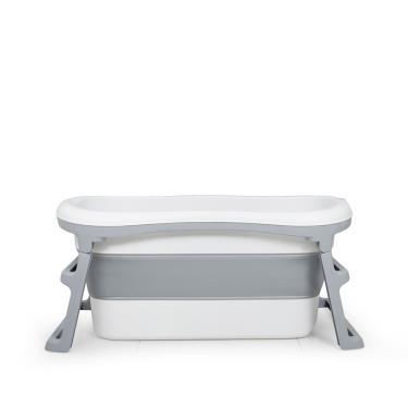 韓國iFam 豪華親子摺疊浴缸-廠