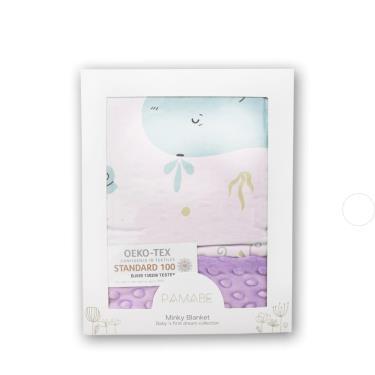 PAMABE 寶貝毯-繽紛海樂園-110*140cm-廠送
