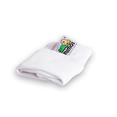 西班牙 MIMOS-  M 【枕套-白】( 5-18個月適用 )-廠送