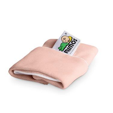 西班牙 MIMOS-  S 【枕套-粉】( 0-10個月適用 )-廠送